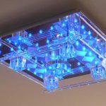 Luminaire à longueur d'onde variable